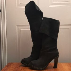 Boots suede Vera Wang